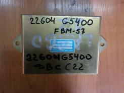 Блок управления двигателем NISSAN LARGO C22