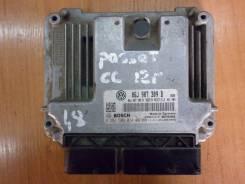 Блок управления двигателем VOLKSWAGEN PASSAT CC