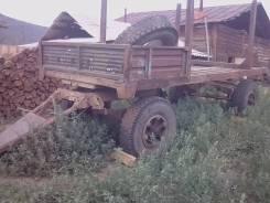 МАЗ. Продаётся мазовский прицеп, 8 000 кг.