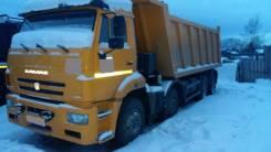 Камаз 65201. -43, 11 762 куб. см., 25 000 кг.