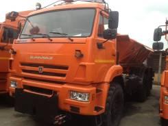 Кургандормаш. Продам дорожную машину на шасси Камаз-43118-3027-46 (ПС+ПМ+ЩО+ПЛ), 11 700 куб. см.