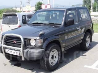 Mitsubishi Pajero. автомат, 4wd, 2.5 (105 л.с.), дизель, 10 000 тыс. км