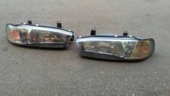 Фара. Subaru Legacy, BD5, BD4, BD2, BG2, BD3, BG5, BG4, BGB, BG3, BGA, BG7, BG9 Двигатели: EJ22E, EJ20D, EJ20H, EJ20E, EJ18E, EJ25D
