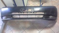 Бампер передний Toyota Corolla NZE121 04-06г
