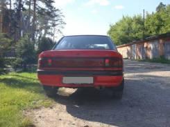 Бампер. Mazda Familia, BG5S, BG6R, BG8RA, BG3P, BG6S, BG6P, BG8R, BG5P, BG8S, BG8P, BG7P, BG6Z, BG8Z, BG3S Двигатель B6