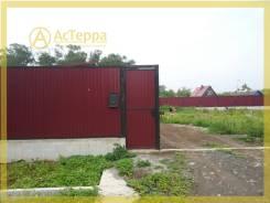 Участок с адресом под строительство, 1145 кв. м, Угловое. 1 145 кв.м., собственность, электричество, вода, от агентства недвижимости (посредник)