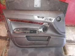Обшивка двери передней левой дефект требует чистки AUDI (Ауди) A6 C6 (А6 С6) 2005-2011