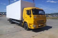 Камаз 4308. Изотермический фургон , 4 600 куб. см., 6 000 кг.