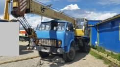 МАЗ Ивановец. Автокран МАЗ, 15 000 кг.