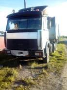 МАЗ 642208. Продам + телега, 14 860 куб. см., 24 500 кг.