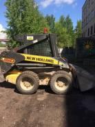 New Holland L. Мини-погрузчик New Holland-160, 850кг., Дизельный, 0,50куб. м.
