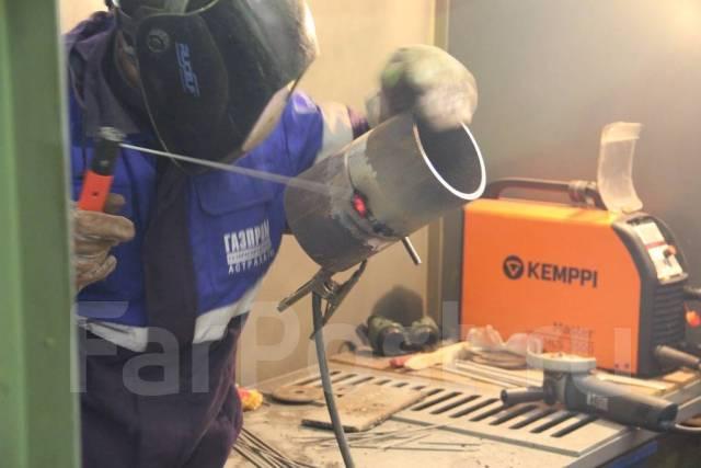 сварочные работы замена петель ремонт и подрезка гаражных