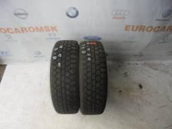 Dunlop Graspic HS-3. Зимние, без шипов, 1998 год, износ: 10%, 2 шт