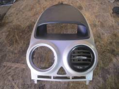 Консоль панели приборов. Opel Corsa