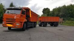 Камаз 6520. КамАЗ 6520, 12 000 куб. см., 20 000 кг.