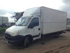 Iveco Daily. Фургон 5 тонн 2013 года, 2 998 куб. см., 3 500 кг.
