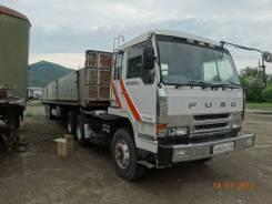 Mitsubishi Fuso. Продается седельный тягач Mitsubishi FUSO с полуприцепом, 22 000 куб. см., 20 000 кг.