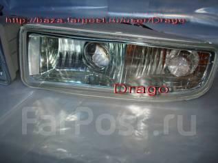 Фара противотуманная. Toyota Land Cruiser, UZJ100, UZJ100W Toyota Land Cruiser Cygnus, UZJ100W Lexus LX470, UZJ100