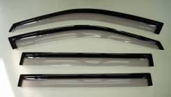 Ветровики (дефлекторы боковых окон) Toyota Caldina