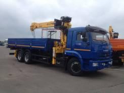Камаз 65117. Продаю КМУ Камаз-65117 -19(L4) с КМУ Soosan SCS746L Top, 9 700 куб. см., 10 000 кг.