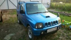 Suzuki Jimny. автомат, 4wd, 0.7 (64 л.с.), бензин, 101 тыс. км