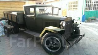 ГАЗ АА. Эксклюзивное авто 1932 г. в. (полуторка) в Омске, 3 280 куб. см., 1 500 кг.
