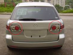 Стоп-сигнал. Mazda Mazda6, GY Mazda Atenza, GYEW, GY3W