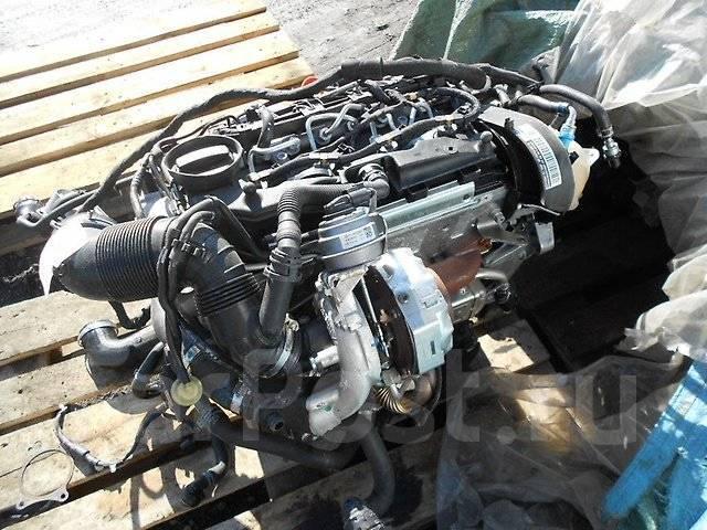 Двигатель 2.0D CBBB на VW с навесным