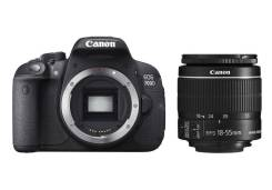 Canon EOS 700D Kit. 15 - 19.9 Мп, зум: 3х