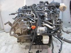 Комплектный двигатель 2.0D CFGB на Skoda