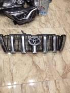 Решетка радиатора. Toyota Land Cruiser Prado, GRJ150L, GRJ150, GRJ150W, TRJ150W, TRJ150