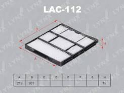 Фильтр салона LYNX LAC-112