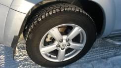 Комплект колёс для рав4. 7.5x17 5x114.30 ET-38 ЦО 60,1мм.
