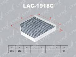 Фильтр салона LYNX LAC-1918C