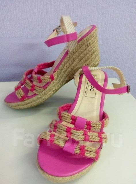 85f12a4d9 Босоножки Bonprix, 38-38.5 - Обувь во Владивостоке