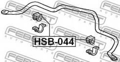 ВТУЛКА ПЕРЕДНЕГО СТАБИЛИЗАТОРА D29.5 Febest HSB-044