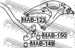 САЙЛЕНТБЛОК ЗАДНЕЙ БАЛКИ Febest MAB-149