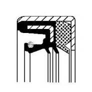 Сальник дифференциала 35x54.85/61.2x8.9/14.7 Corteco 010 332 92B