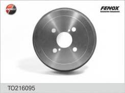 Барабан тормозной FENOX TO216095