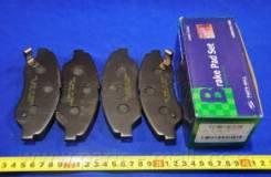 Колодки тор. перед PMC PKB014