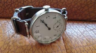 Часы Швейцария переделка из карманных Часов. Оригинал
