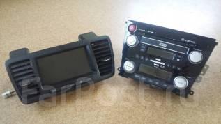 Аудио-видео система. Subaru Outback, BPH, BPE, BP9 Subaru Legacy, BPH, BLE, BP9, BL9, BPE, BP5