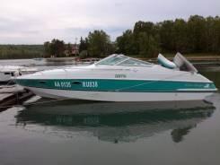 Продаю катер CRIS Craft Concept Cruiser 368. Год: 2004 год, длина 8,50м., двигатель стационарный, 280,00л.с., бензин