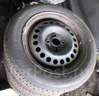 Комплект летних колес 175/65R15. 5.5x15 4x100.00