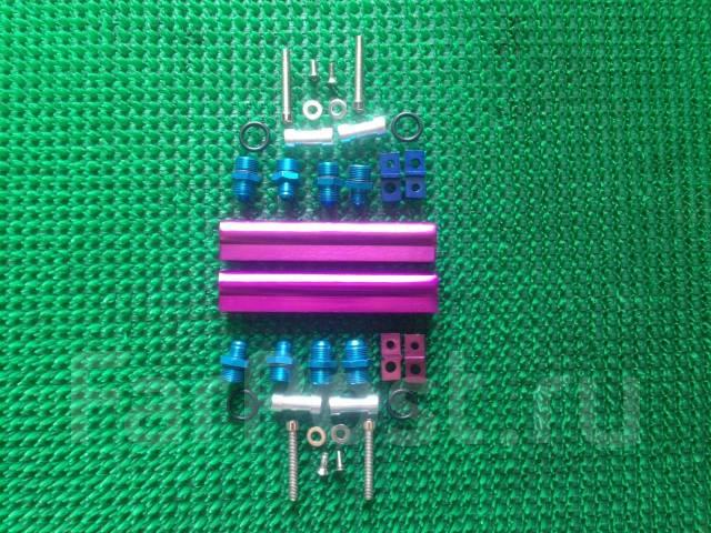 Инжектор. Subaru
