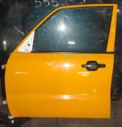 Дверь Mitsubishi Pajero V93W передняя левая