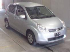 Toyota Passo. 30 35, 1KR 2SZ