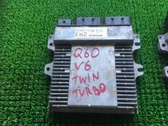 Блок управления двс. Infiniti Q50 Infiniti Q60 Двигатель VR30DDTT