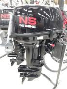 Nissan Marine. 2х тактный, бензин, нога S (381 мм), Год: 2017 год. Под заказ