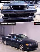 Бампер. Toyota Chaser, GX100, JZX101, JZX100, GX105, LX100, JZX105, SX100 Двигатели: 1JZGE, 2JZGE, 1GFE, 1JZGTE, 2LTE, 4SFE